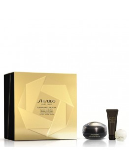Coffret Shiseido Future Solution LX Eye & Lip Contour Regenerating Cream