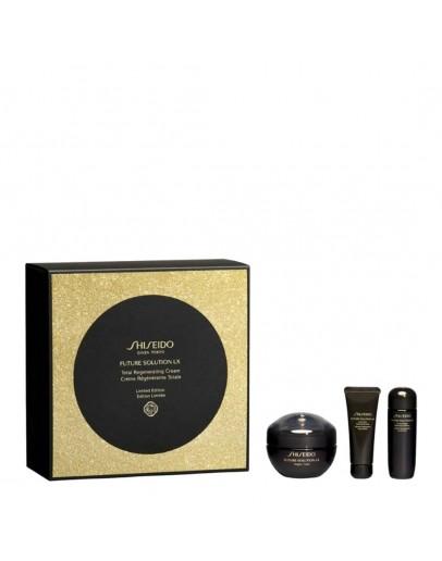 Coffret Shiseido Future Solution LX Total Regenerating Night Cream Limited Edition