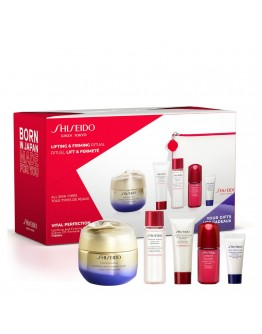 Coffret Shiseido Vital Perfection Uplifting and Firming Cream