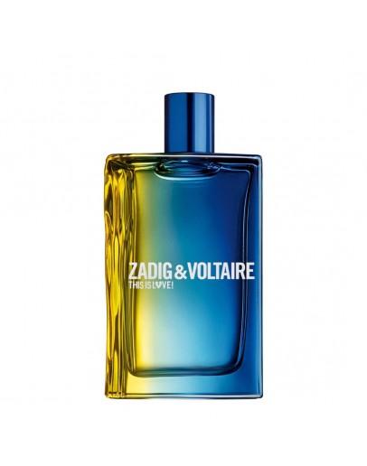 ZADIG & VOLTAIRE THIS IS LOVE! POUR LUI EDT 100 ml